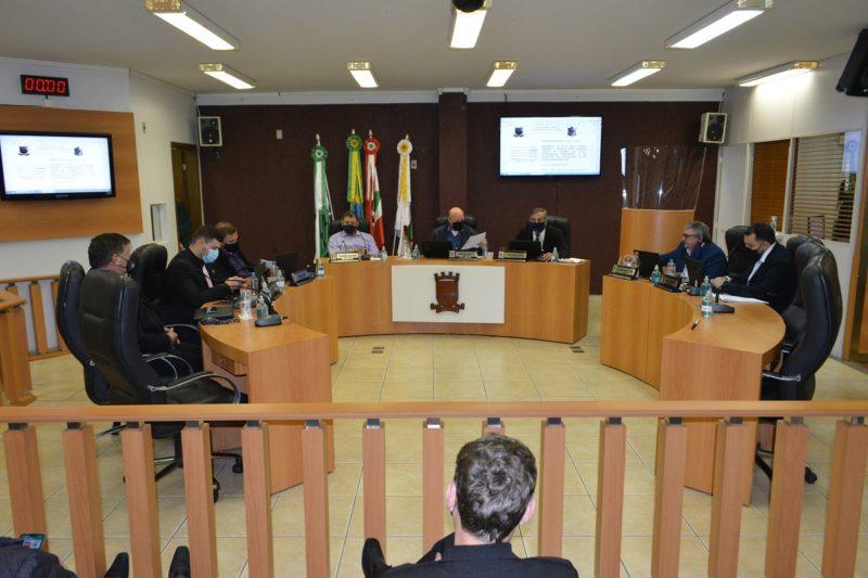 Câmara de Vereadores de Urussanga – Foto: Divulgação