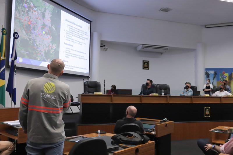 Nova audiência pública ainda não foi definida – Foto: Câmara de Vereadores de Joinville/Divulgação