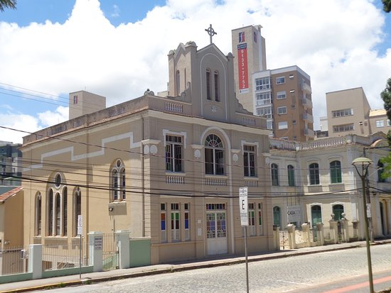 História da Irmandade confunde-se com a Capital – Foto: Divulgação