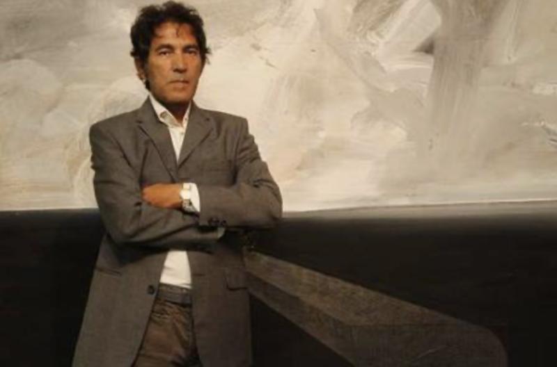 O escultor Salvatore Garau, autor da obra de arte invisível que nem ele mesmo vê, mas tá ali… – Foto: Reprodução Instagram
