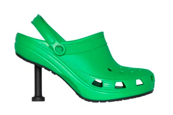 Collab da marca Crocs com Balenciaga