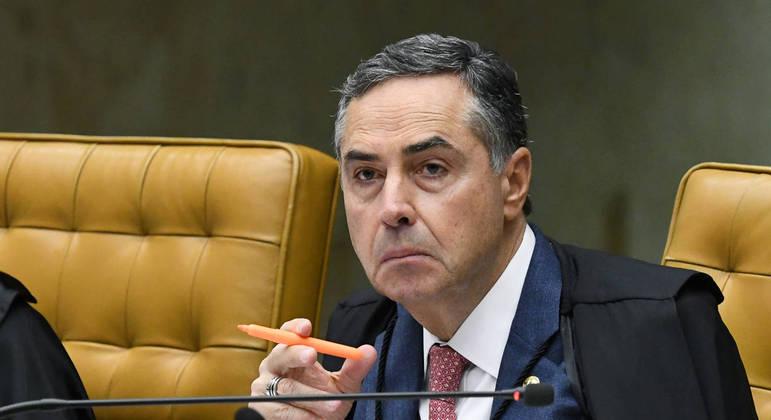 Ministro do STF, Luís Roberto Barroso – Foto: Carlos Moura/SCO/STF