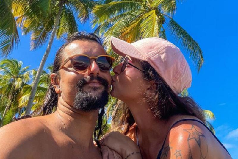 Casal viaja pelo Brasil conciliando trabalho e carreira de forma remota – Foto: Reprodução/Instagram