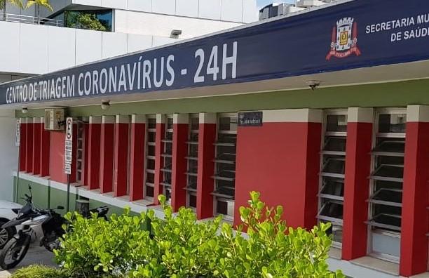 Atualmente, Criciúma possuí 831 casos ativos de Covid-19 – Foto: Decom/ND