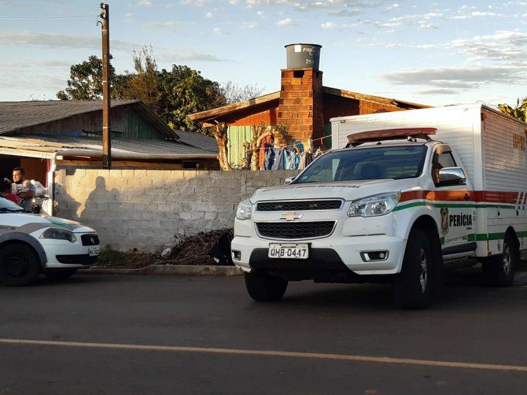 Morte de bebê aconteceu no bairro Efapi no dia 23 de junho de 2020 – Foto: Polícia Militar/Divulgação/ND