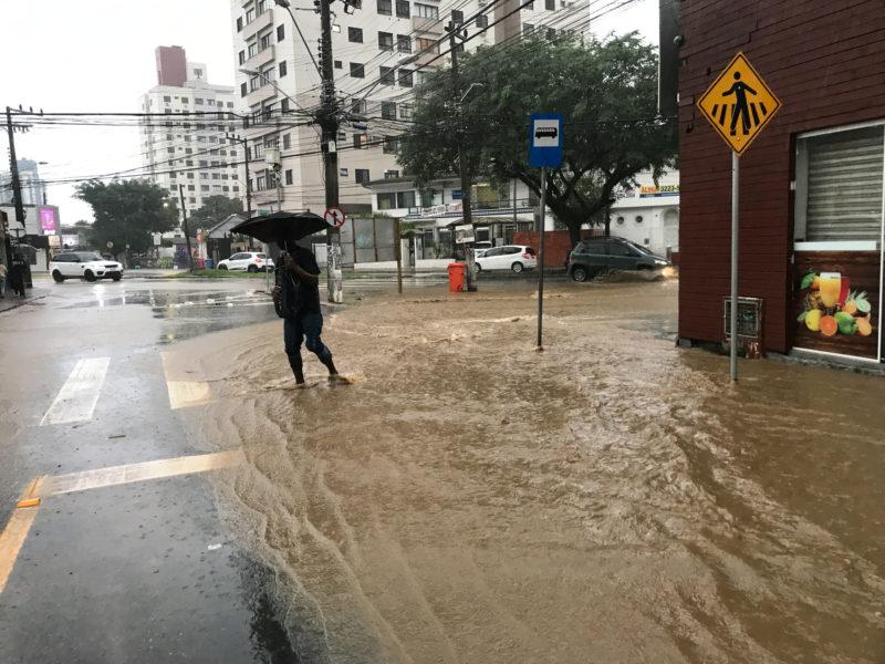 SC tem risco de temporais nesta quinta-feira (24) – Foto: Leo Munhoz/ND