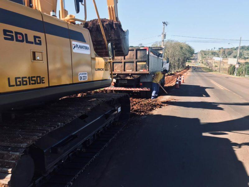 Obras devem ser concluídas em 300 dias – Foto: Prefeitura de Chapecó/Divulgação/ND