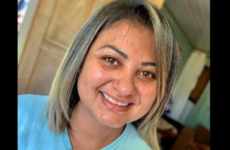 Clarice Libino foi morta dentro de seu salão de beleza com cinco tiros que acertaram a cabeça, costas e o abdômen dela – Foto: Arquivo pessoal/Divulgação/ND