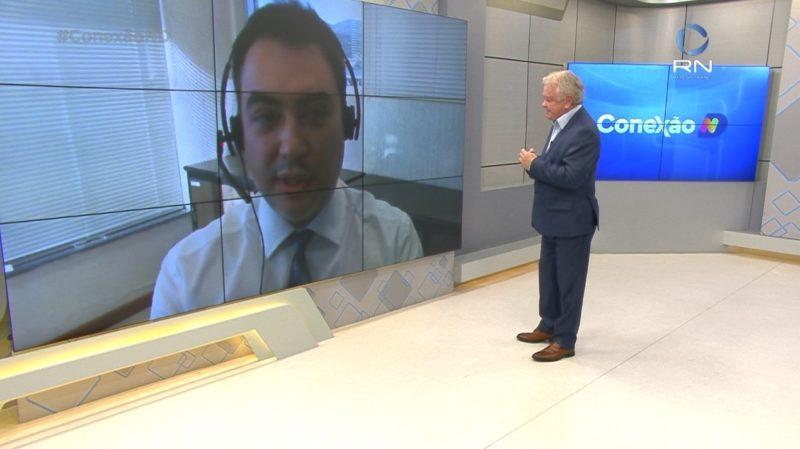 Conexão ND recebe o procurador do MPT/SC, apresentado por Paulo Alceu