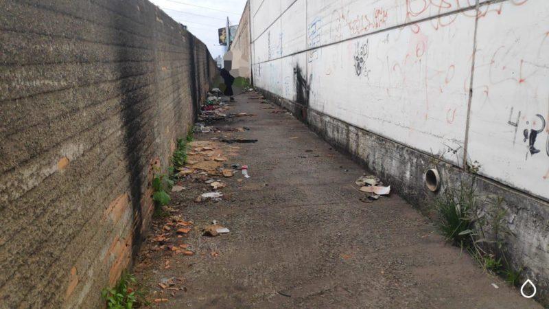 Corpo é encontrado carbonizado em Camboriú – Foto: PMSC/Divulgação