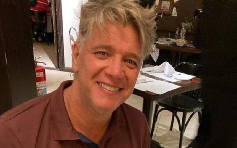 Ator e empresário David Cardoso tem estado delicado de saúde – Foto: Reprodução/Instagram