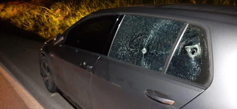 Tentativa de assalto termina com homem baleado na cabeça, em Gaspar – Foto: Divulgação/Samu Gaspar/ND