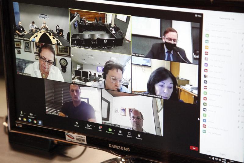 Primeira reunião sobre o tema foi realizada no dia 26 de abril – Foto: Divulgação/Alesc/ND