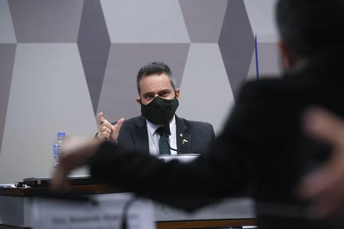 Depoimento foi dado nesta quarta-feira – Foto: Marcos Oliveira/Agência Senado/Divulgação/ND