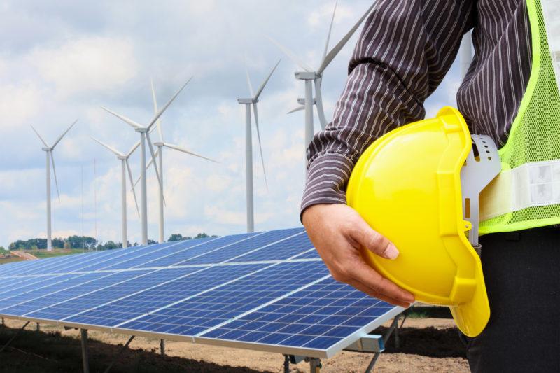 O uso das energias renováveis seguem criando novas oportunidades – Foto: Divulgação
