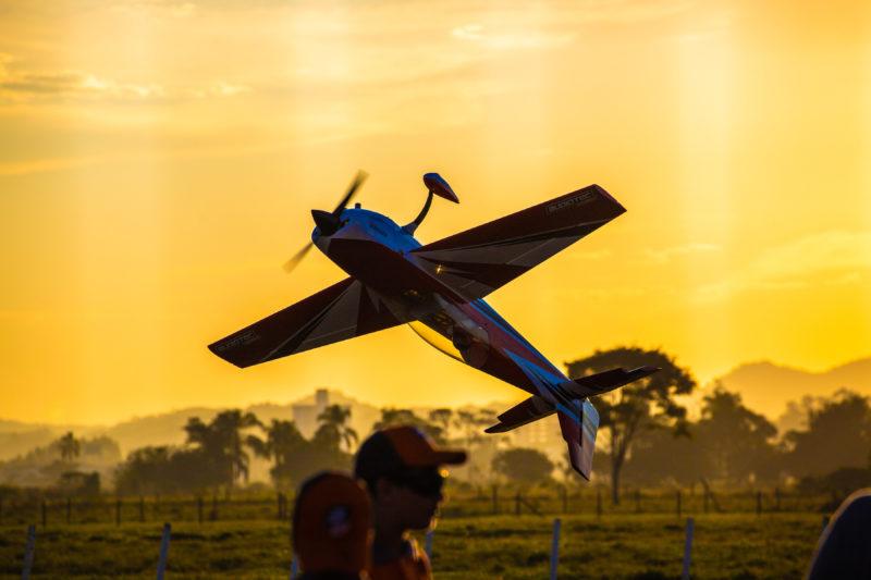 Fesbraer é uma das maiores feiras de aeromodelismo do mundo e o maior evento do gênero na América Latina – Foto: Prefeitura de Gaspar/Fesbraer 2020