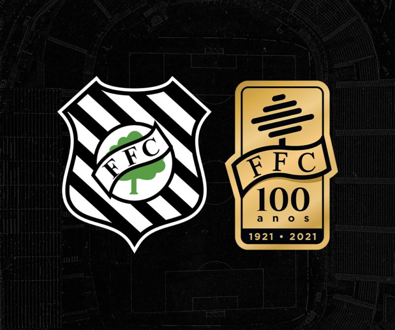 Logo do centenário do Figueirense