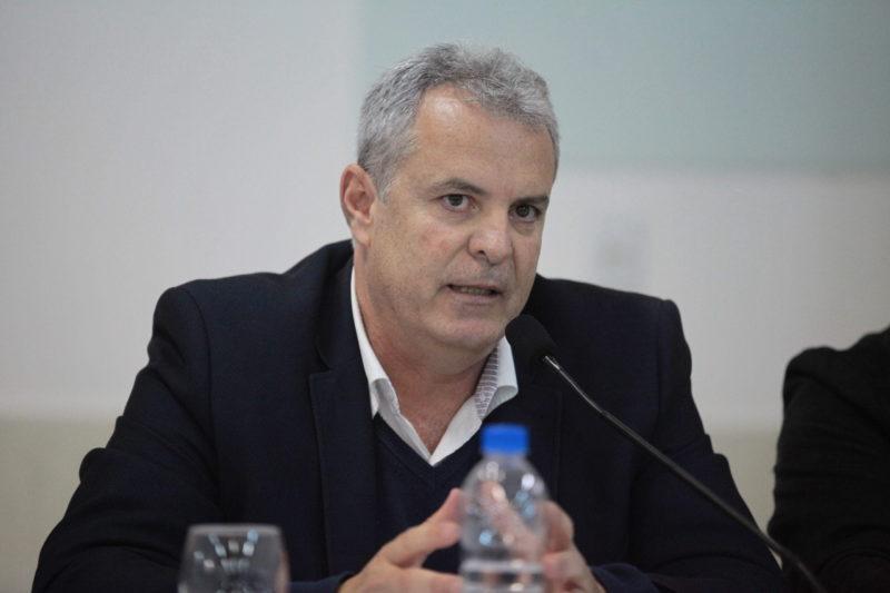 Prefeito afastado de Urussanga Gustavo Cancellier irá prestar depoimento à PF na próxima semana – Foto: Solon Soares / Agência Alesc/Divulgação/ND