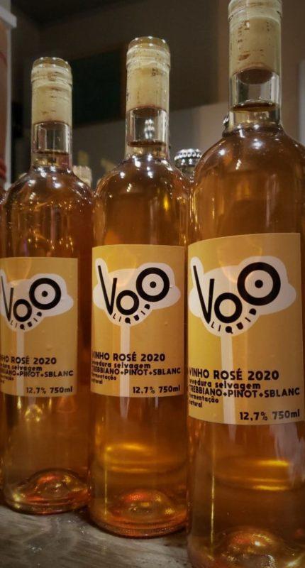 Vinhos feitos com leveduras selvagens e sem SO2 – Foto: Voo Líquido/Divulgação