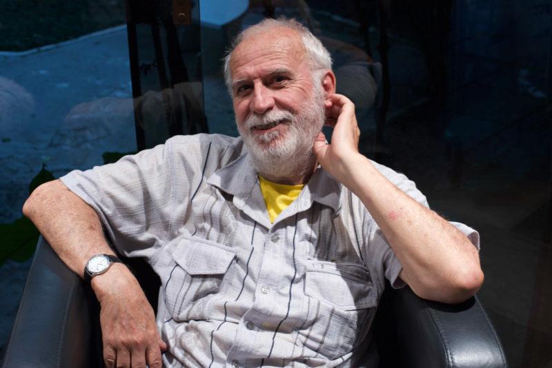 Historiador, crítico de cinema, promotor cultural e acadêmico – Foto: Arquivo FCC