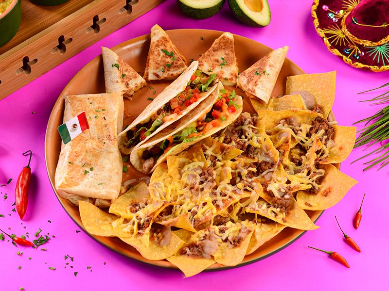 O festival oferece diversos pratos para o evento – Foto: Guacamole