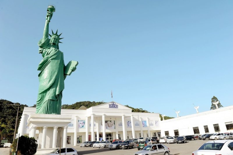 Havan se prepara para entrar na Bolsa de Valores e inaugura 160ª loja – Foto: Divulgação/Havan