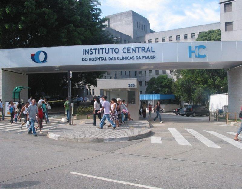 Hospital investiga caso de 'fungo negro' em São Paulo – Foto: HC/Divulgação/ND