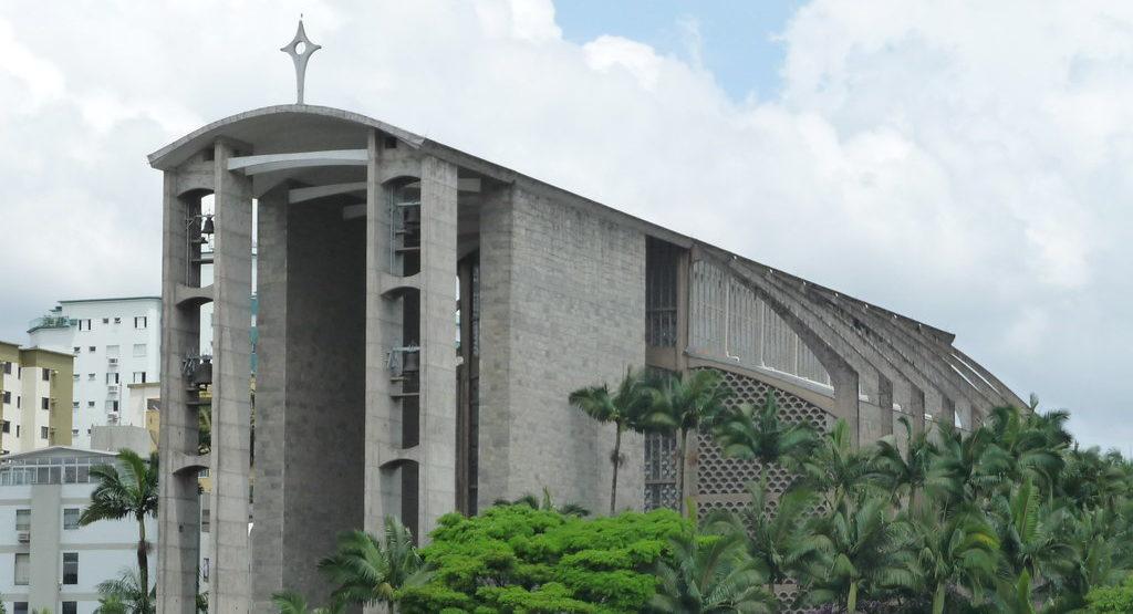 Igreja Matriz São Luis Gonzaga, em Brusque - Divulgação/ND