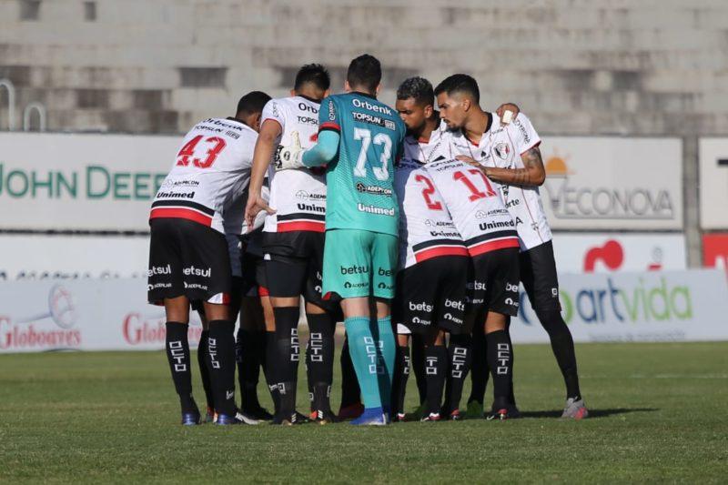 Com três gols no segundo tempo, JEC arranca empate no Paraná – Foto: Felipe Fachini / FC Cascavel