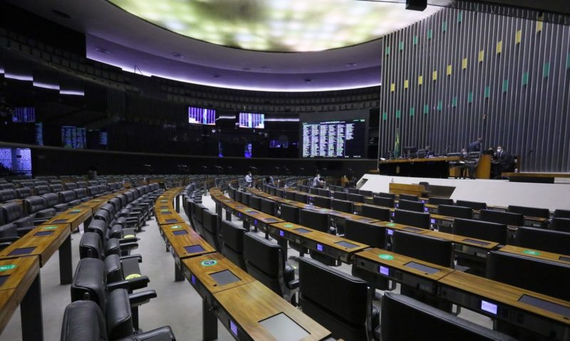Plenário da Câmara dos Deputados – Foto: Cleia Viana/Câmara dos Deputados/ND