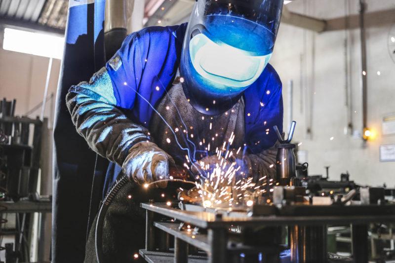 Indústria cresceu 24,4% entre janeiro e abril – Foto: Anderson Coelho/Arquivo/ND
