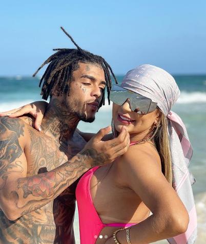 MC Kevin e Deolane Bezerra – Foto: Instagram/Divulgação/ND