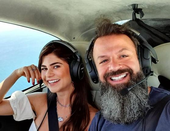 Casal estava junto desde setembro de 2019 – Foto: Instagram/Divulgação/ND
