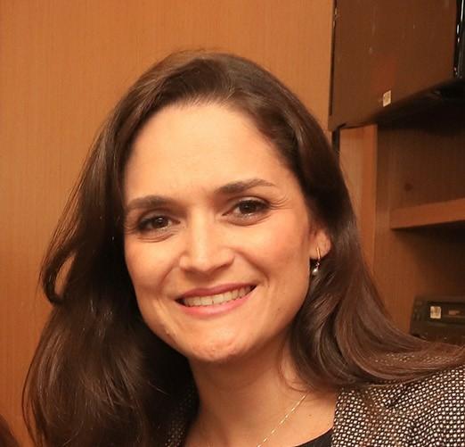 Isabela da Cunha Vieira Barbosa., coordenadora da ONG Rede com a Rua – Foto: Divulgação/ND