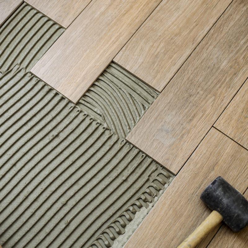 A argamassa é uma mistura de cimento, cal, areia e aditivos – Foto: Divulgação