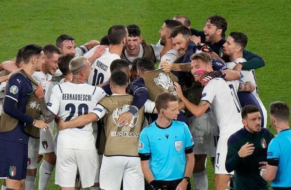 Itália não encontrou dificuldades para derrotar a Turquia – Foto: Instagram/Reprodução/ND
