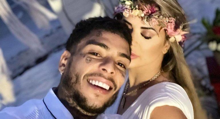 Amigo de MC Kevin rebate viúva e diz que cantor não queria noivar – Foto: Reprodução
