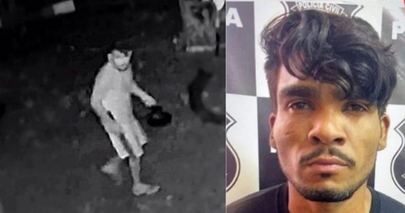 Lázaro está em fuga da polícia há oito dias – Foto: Reprodução/ND