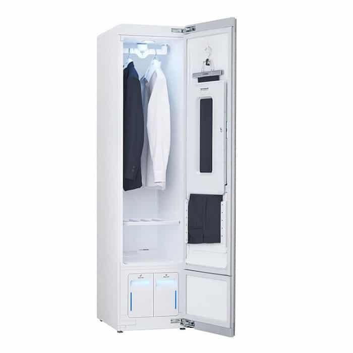 Styler LG, o closet inteligente da LG. Preço sugerido: R$ 18.999 - Crédito: Divulgação/LG/33Giga/ND