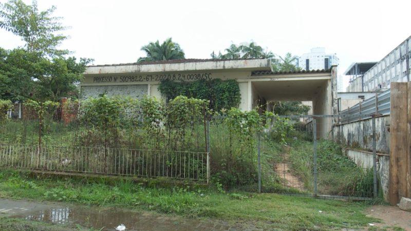 Joinville está mapeando imóveis abandonados para prevenir a dengue – Foto: Thiago Bonin/NDTV
