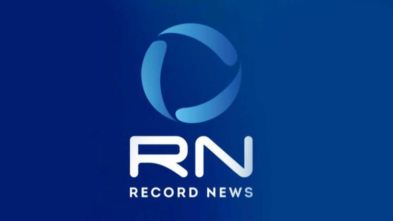 Record News é líder de audiência