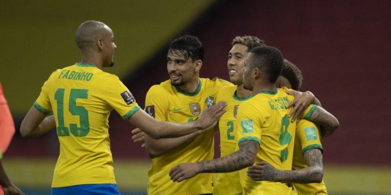 O maior desafio da Seleção Brasileira é voltar a disputar uma Copa do Mundo. – Foto: Lucas Figueiredo/CBF