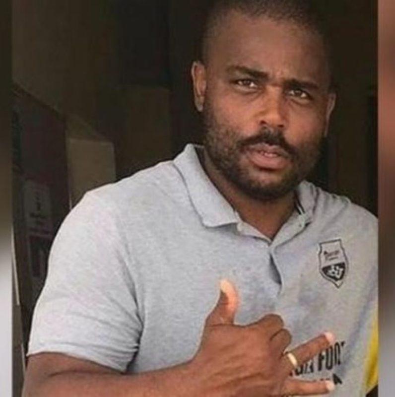 O ex-jogador Lucas Pereira, 39 anos, não resistiu ás complicações da Covid-19 e morreu neste domingo (20) – Foto: Reprodução/Redes Sociais