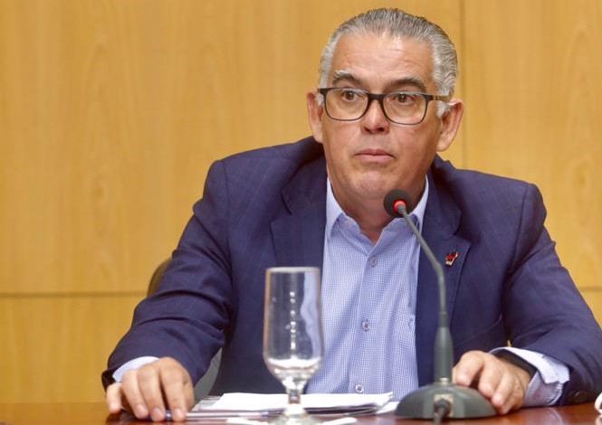 Marco Antonio Corsini ficará à frente da Acij por mais um ano – Foto: Carlos Júnior/Divulgação