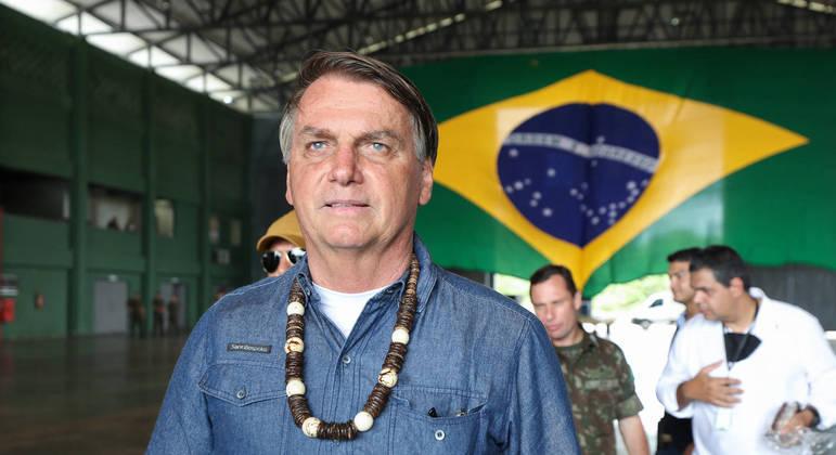 Bolsonaro não vê problemas na realização da Copa América no Brasil – Foto: Marcos Corrêa / PR