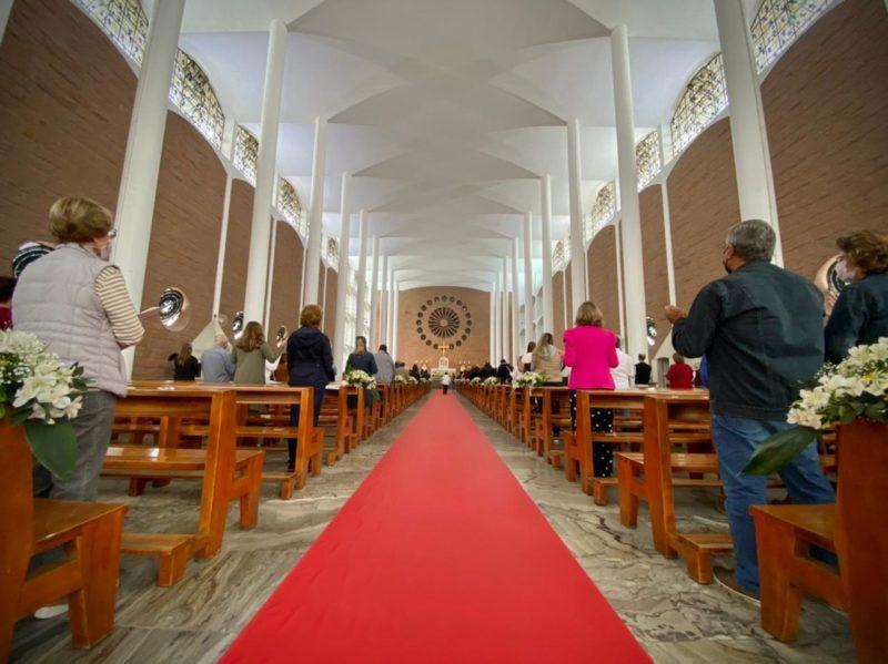 Missa de Corpus Christi – Foto: Moisés Stuker/NDTV