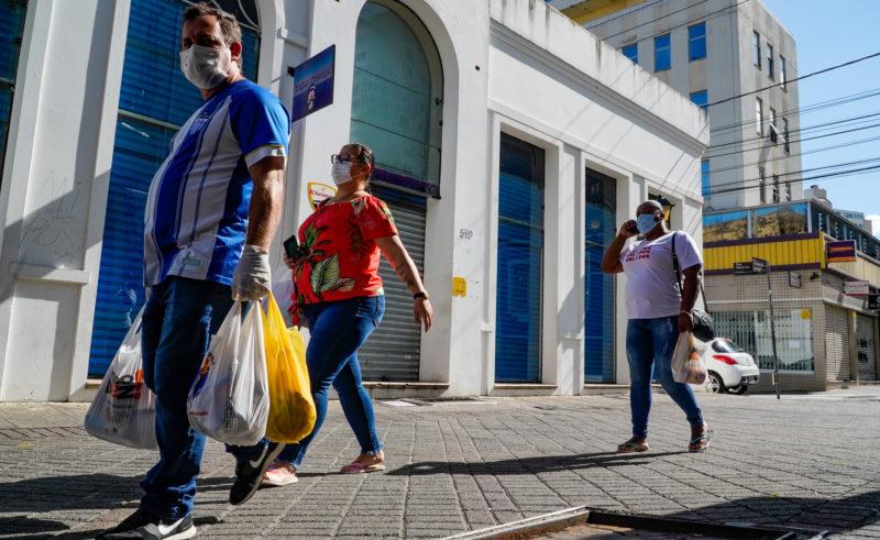 Auxílio emergencial de SC deve começar a ser pago em julho – Foto: Ricardo Wolffenbüttel/Secom/Arquivo/ND