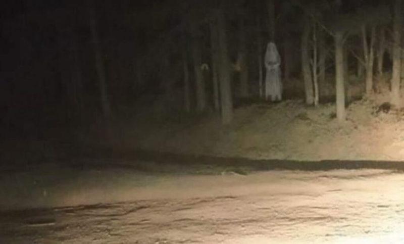 Imagens de outra noiva fantasma circulam nas redes – Foto: Redes sociais/Divulgação/ND