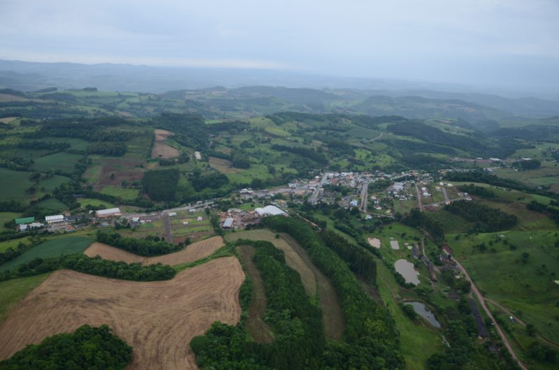 Novo Horizonte é um dos municípios que ainda não registraram mortes em SC – Foto: Prefeitura de Novo Horizonte/Divulgação