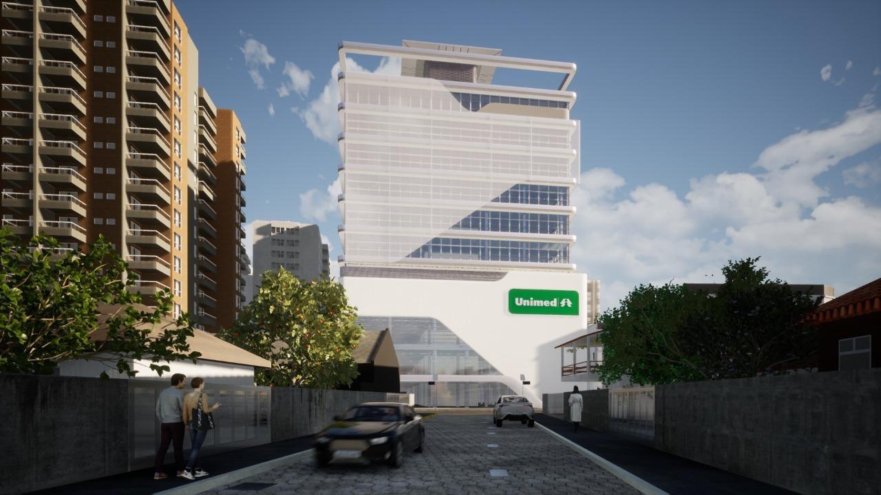 Estrutura deve receber investimentos de cerca de R$ 180 milhões - Unimed Litoral/Divulgação